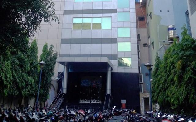 Trụ sở của công ty Everrichs. Ảnh: Thái Nguyễn.