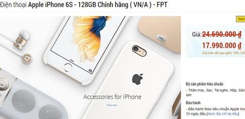 Thực hư mác 'chính hãng' iPhone bán tại Việt Nam - ảnh 1