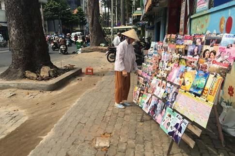 Sạp báo vỉa hè là nét văn hóa đô thị - ảnh 2