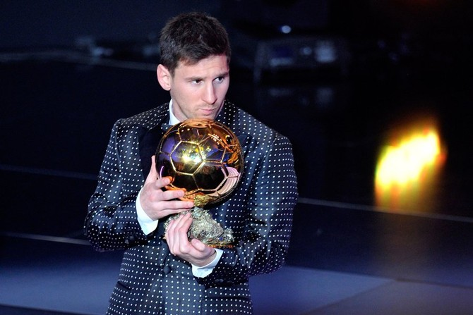 In a weird way, the mystery of Messi probably helps him.