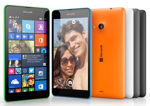 Microsoft công bố giá Lumia 730 và Lumia 535 - 2