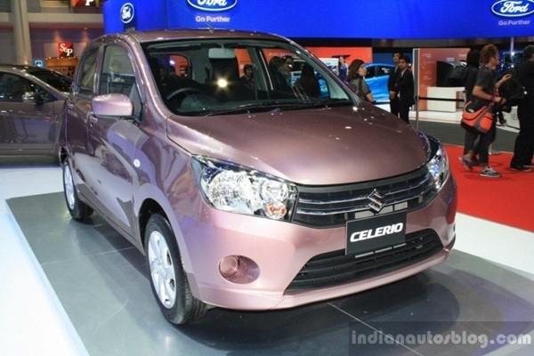 Suzuki ra mắt mẫu xe cỡ nhỏ giá từ 242 triệu đồng