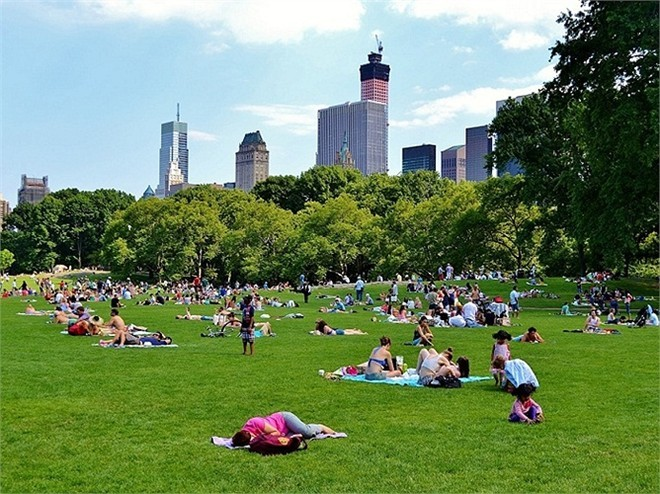 New York là một trong những nơi người dân phải đóng thuế cao nhất tại Mỹ - một gia đình bốn người sẽ phải đóng thuế khoảng 1.277 USD (hơn 29 triệu đồng) mỗi tháng.