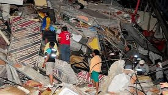 Ecuador: Động đất 7,8 độ Richter, hơn 700 người thương vong