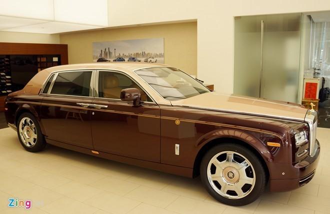 Nhung chiec Rolls-Royce co gia ban ky luc o Viet Nam hinh anh 2