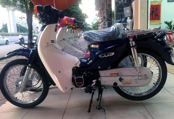 cub 50, xe máy, xe 50 phân khối, xe Tàu, xe máy Trung Quốc, thị trường xe máy