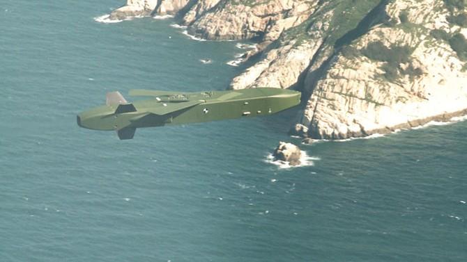 Hàn Quốc phóng thử thành công tên lửa hành trình Taurus - ảnh 1