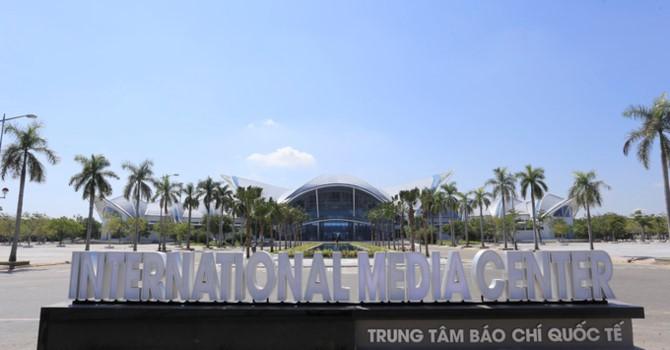 Trung tâm báo chí quốc tế 178 tỷ đồng phục vụ APEC