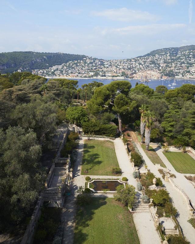 Khu vườn được xem là một trong 10 khu vườn thực vật hàng đầu trên thế giới