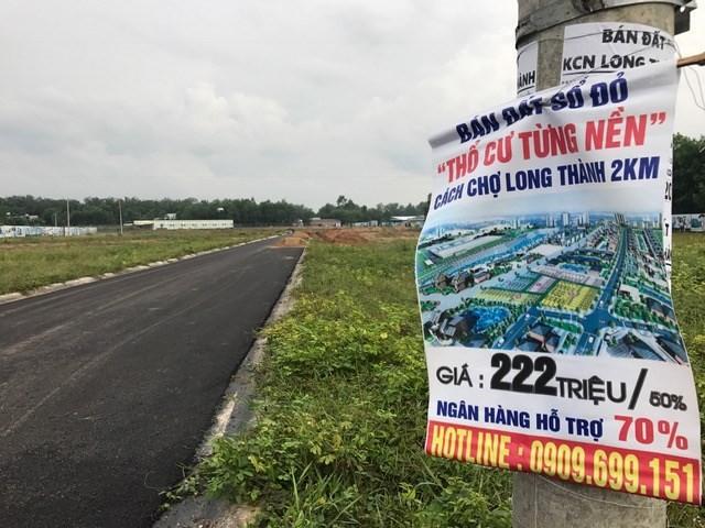 """Mua đất quận 9... bị """"dắt mũi"""" tận Đồng Nai? - ảnh 3"""