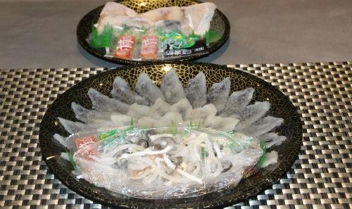 Món cá nóc giá 2 triệu đồng được khách đặt hàng trước. Ảnh: Hồng Châu