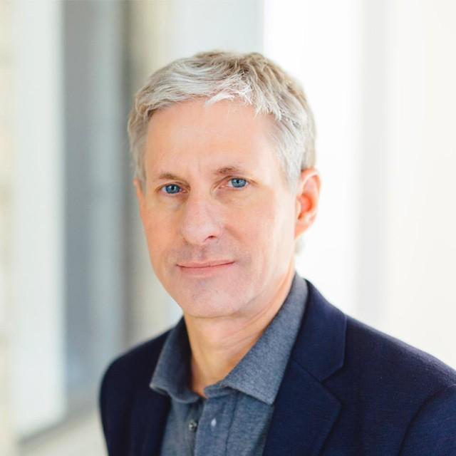 Chris Larsen - đồng sáng lập, chủ tịch Ripple