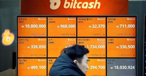 Điều gì xảy ra khi các quốc gia tham gia cuộc chơi tiền điện tử - 2