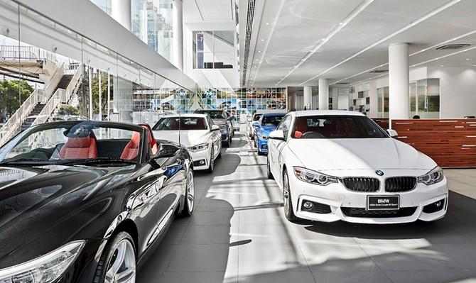 xe sang,xe siêu sang,đại lý xe sang,thuế tiêu thụ đặc biệt với xe sang,phân khúc xe sang,giá xe sang 2018,Mercedes-Benz Việt Nam,Trường Hải,BMW