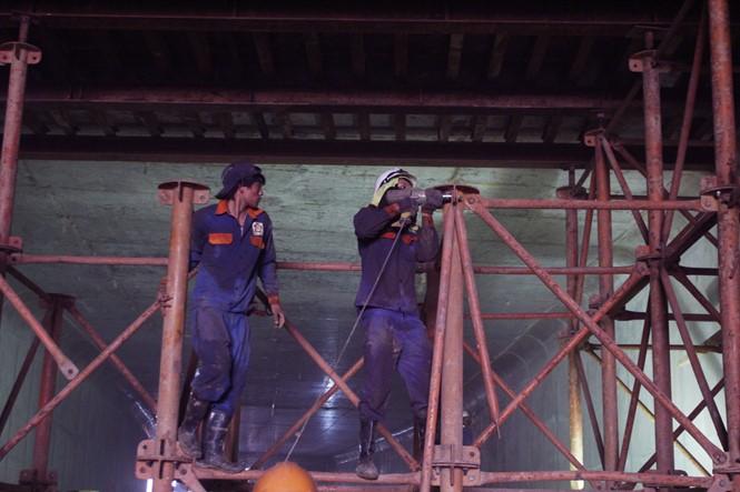 Cận cảnh hầm chui An Sương sắp hoạt động để giảm kẹt xe cửa ngõ TP.HCM - ảnh 11