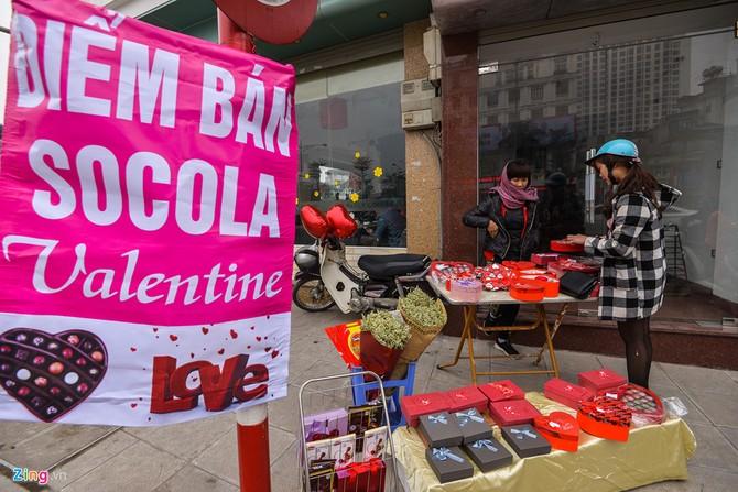 Thi truong qua tang Valentine