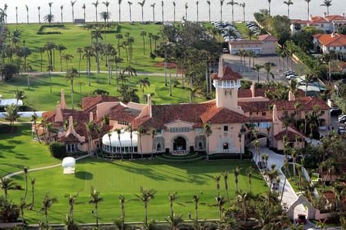 Khu nghỉ dưỡng Mar-a-Lago của ông Trump có hệ thống hầm trú ẩn riêng. Ảnh: Palm Beach Spot.