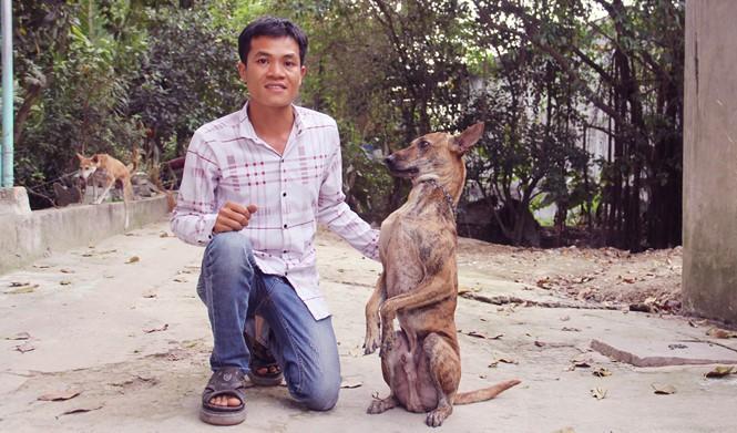 Chàng trai 8X nuôi cơ ngơi chó Phú Quốc thu hàng trăm triệu đồng ở Sài Gòn - ảnh 5