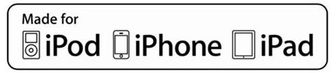 Apple công bố logo mới cho các sản phẩm bên thứ ba - ảnh 1