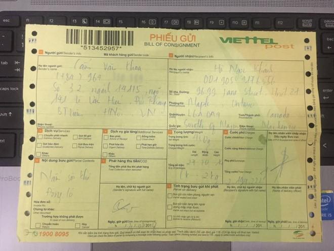 Viettel Post điều tra việc nghi tráo đông trùng hạ thảo