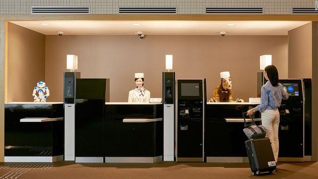Tại Nhật Bản, robot có thể xuất hiện ở những nơi không được mong đợi cho lắm.