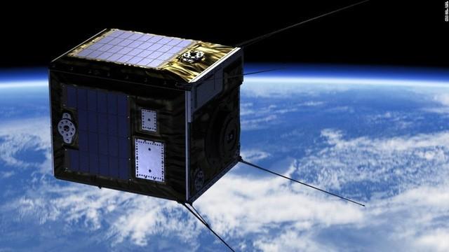 Dự án này giúp công ty vẽ lên bầu trời các thiên thạch nhân tạo