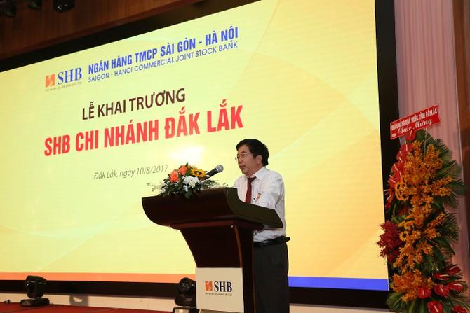 Ông Ninh Hải Châu – Giám đốc ngân hàng Nhà nước Chi nhánh tỉnh Đắk Lắk