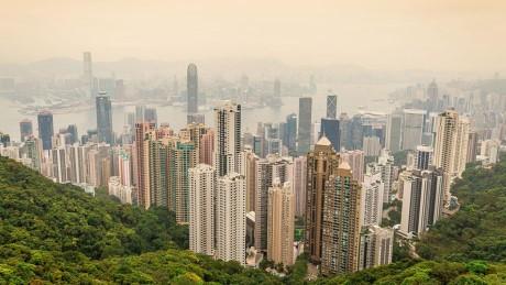 Bi mat phong thuy trong cac cao oc Hong Kong - Anh 1