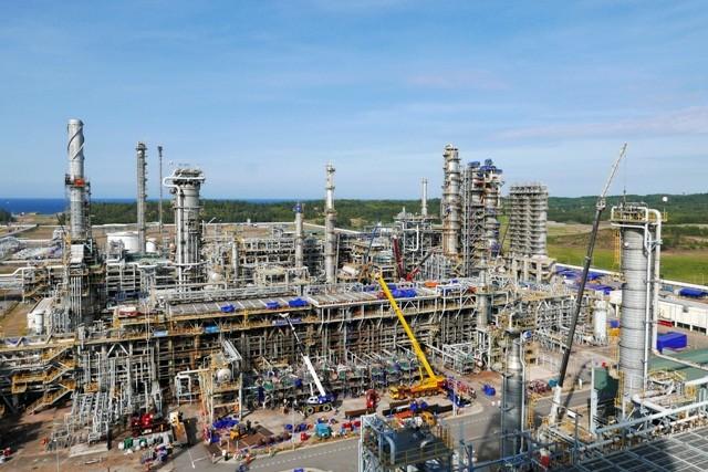 Nhà máy lọc dầu Dung Quất bắt đầu thu điều tiết từ năm 2009
