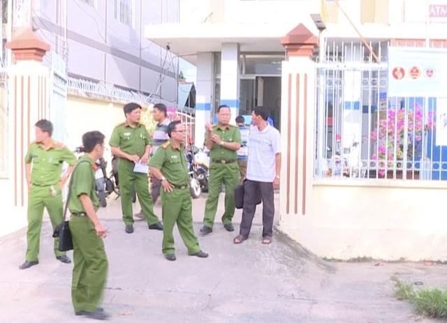 Công bố nhận dạng kẻ cướp ngân hàng ở Vĩnh Long - ảnh 2