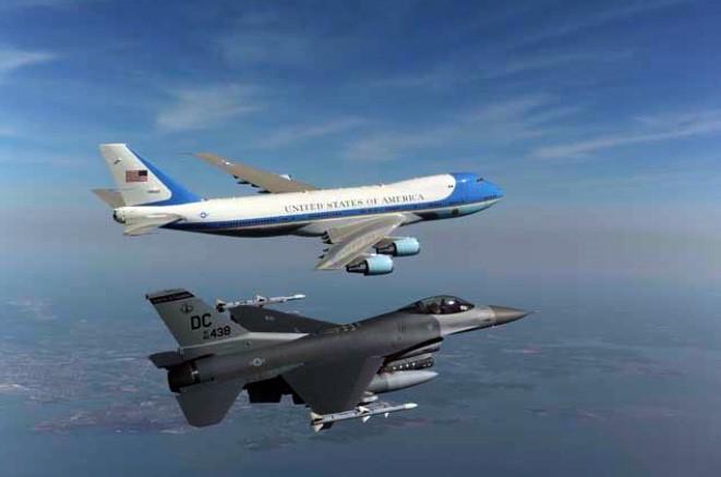 Air Force One cua ong Trump duoc bao ve nhu the nao? hinh anh 2
