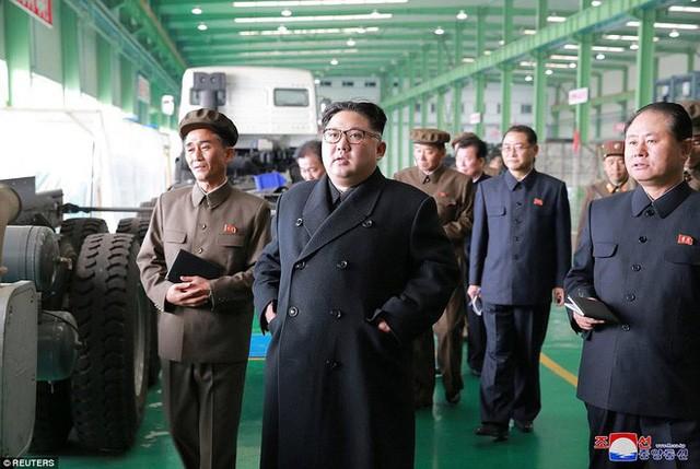 Ảnh: Reuters/KCNA