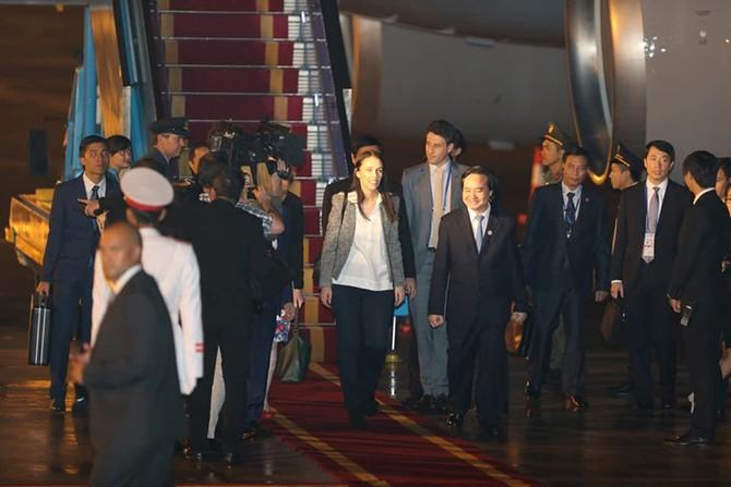 Nữ thủ tướng 8X của New Zealand tới Đà Nẵng dự APEC - ảnh 6