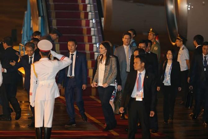 Nữ thủ tướng 8X của New Zealand tới Đà Nẵng dự APEC - ảnh 7