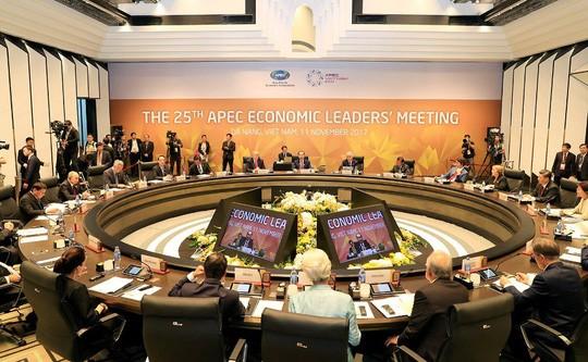 Phó Thủ tướng bật mí về đêm trắng ở APEC - Ảnh 1.