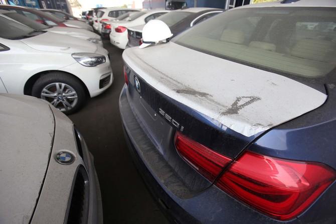 Xót xa nhìn hàng trăm xe sang nằm phơi sương - Ảnh 7.