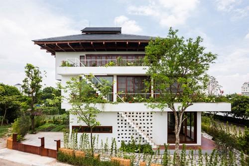 Những ngôi nhà vừa lạ vừa quen của KTS Nhật ở Việt Nam - 1