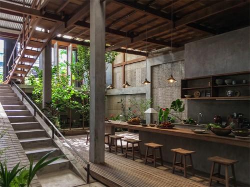 Những ngôi nhà vừa lạ vừa quen của KTS Nhật ở Việt Nam - 4