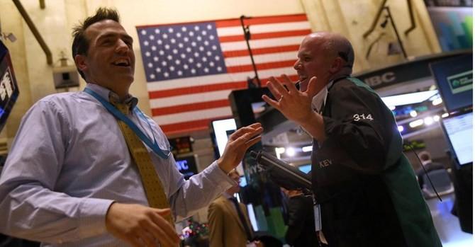 Chứng khoán Mỹ tăng điểm phiên đầu tuần