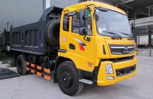 TMT chuyên về lắp ráp các dòng xe tải hạng nhẹ và trung.