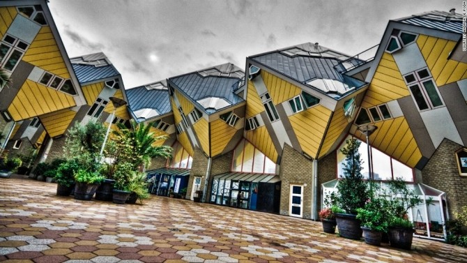 13 kiến trúc tuyệt đẹp thách thức trọng lực - Ảnh 10