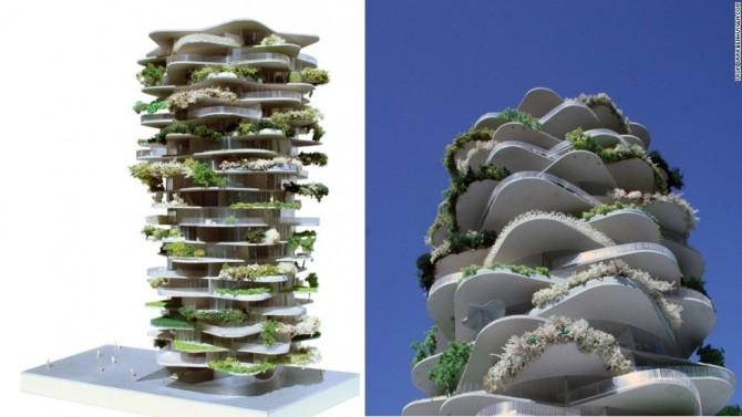 13 kiến trúc tuyệt đẹp thách thức trọng lực - Ảnh 13