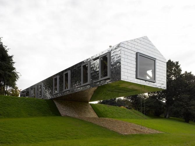 13 kiến trúc tuyệt đẹp thách thức trọng lực - Ảnh 1