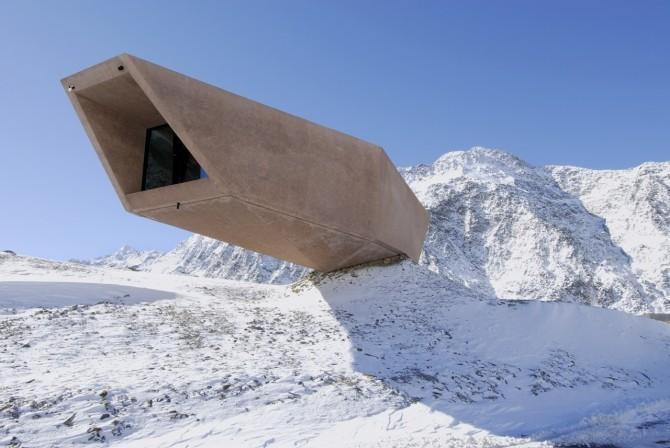 13 kiến trúc tuyệt đẹp thách thức trọng lực - Ảnh 2