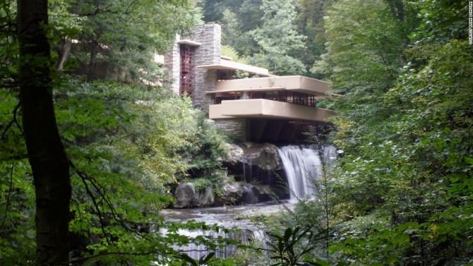 13 kiến trúc tuyệt đẹp thách thức trọng lực - Ảnh 6