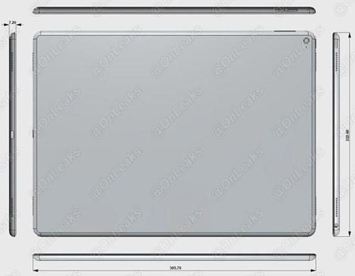 'Dung mạo' iPad Pro mới ra sao? - ảnh 2