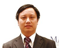 Ông Đặng Xuân Minh, Tổng giám đốc Công ty AVM Việt Nam doanhnhansaigon