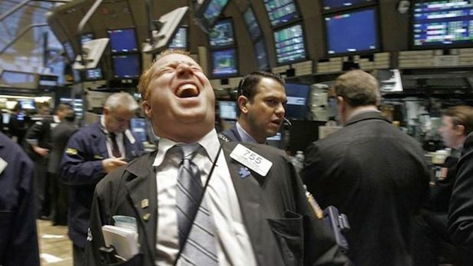 Chứng khoán Mỹ tăng điểm sau tin kinh tế
