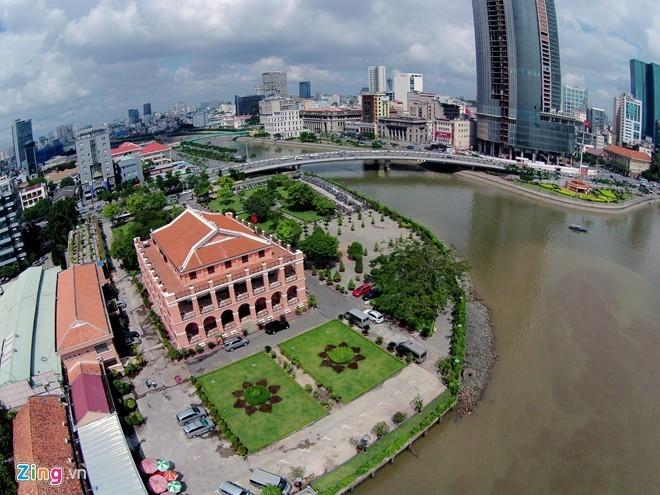 Những công trình nhìn ảnh là nhớ Sài Gòn