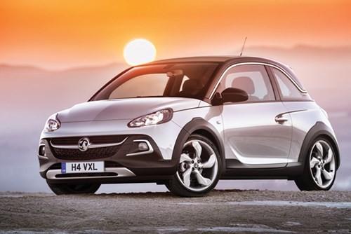Vauxall (Opel) Adam doanhnhansaigon
